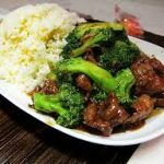 Beef w. Broccoli
