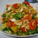Chicken & Vegetables