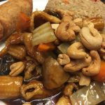 Chicken with Cashew nuts Combo