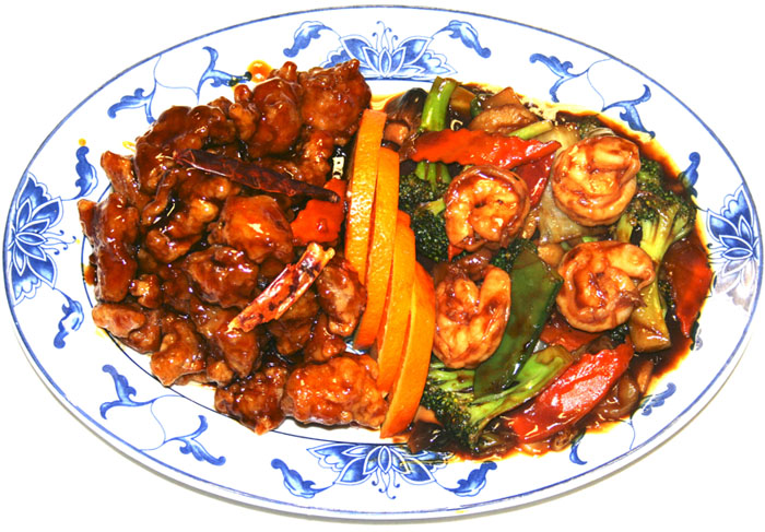 Top  Chinese Food Items
