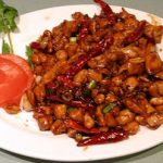 Kung Pao Chicken w. Peanuts