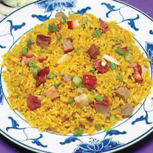 Roast Pork Fried Rice