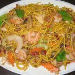 Shrimp Chow Mein or Chop Suey