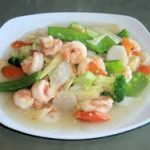 Shrimp & Vegetable