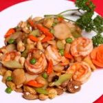 Shrimp w. Cashew Nuts